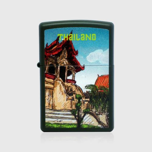 ZIPPO Exclusive Collectible Lighter SIGHTS COLLECTION ARCHUTECTURE