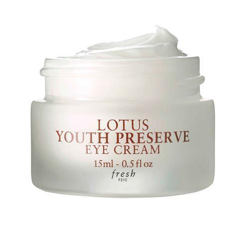 Fresh Lotus Youth Preserve Eye Cream 15ml