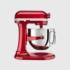 KitchenAid Bowl-Lift Artisan Stand Mixer 7 Quart - Candy Apple Red