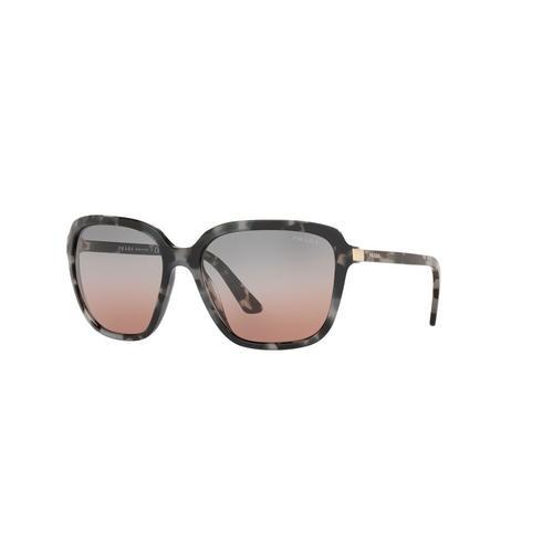 PRADA Grey Havana Acetate Sunglasses 0PR 10VSF51075660