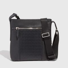 SALVATORE FERRAGAMO CROSS-BODY BAG (NERO)