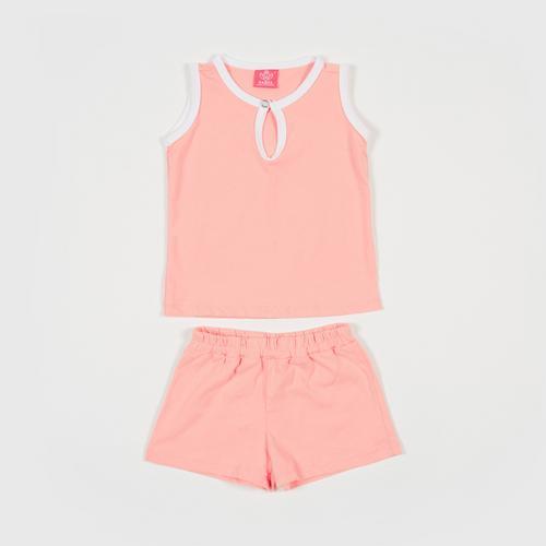 NANITA Kids Clothing Set P015 - Pink - S