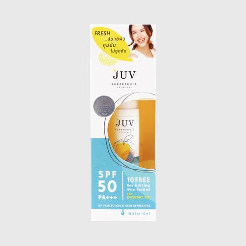 JUV 水凝胶防晒啫喱 SPF50 PA+++ 30 ml