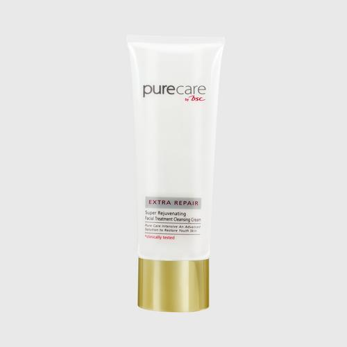 PURE CARE by BSC Super Rejuvenating Facial Treatment Cleansing Cream