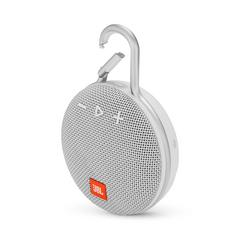 JBL CLIP 3 Portable Bluetooth® speaker (White)