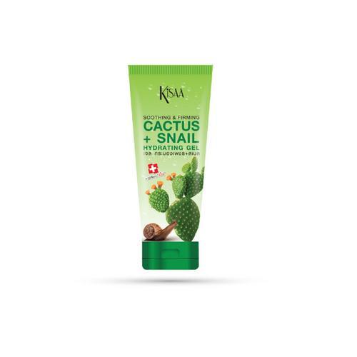 KISAA Cactus+Snail Hydrating Gel