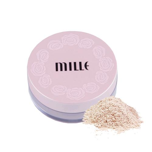 MILLE Mini Translucent Loosed Powder 9.5g #2 Natural Beige
