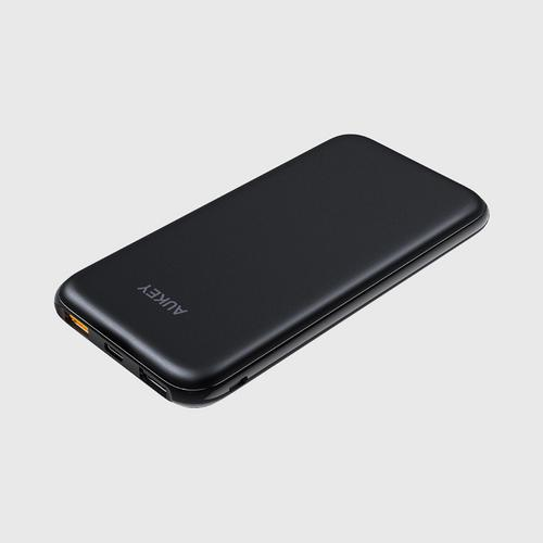 Aukey PB-Y13 10000mAh Power Delivery 2.0 USB C Power Bank With Quick Charge 3.0