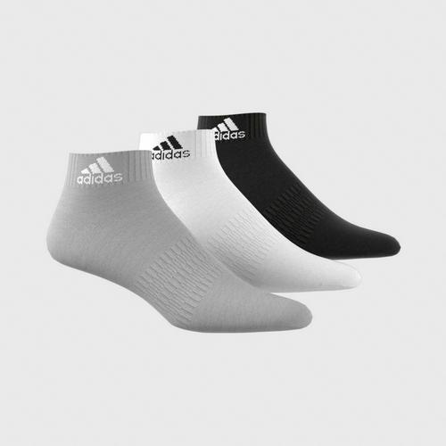 Adidas CUSH ANK 3PP - MEDIUM GREY HEATHER SIZE XXL UK