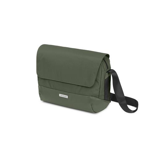 MOLESKINE Metro Slim Messenger Bag - Moss Green