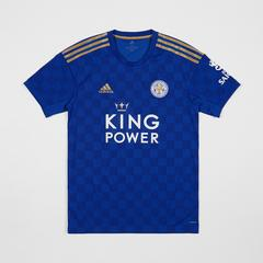 Leicester City Football Club Home Shirt 2019/20 Size L