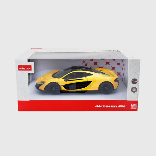 BB TOYS McLaren P1 (1:24 scale)  yellow
