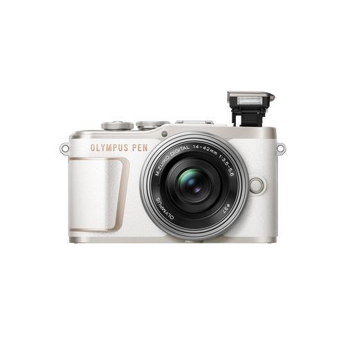 Olympus PEN E-PL10 Kit 14-42mm. (White)