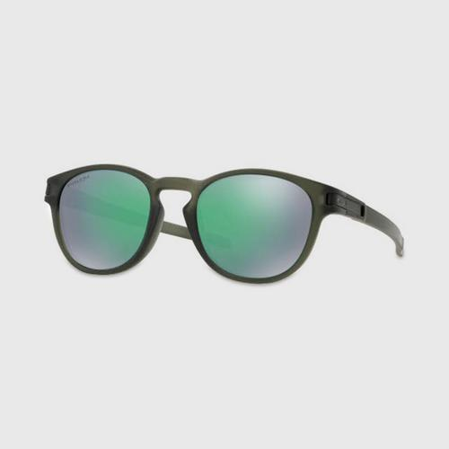 OAKLEY LATCH Matte Olive Ink Prizm Jade