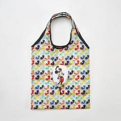 Disney Mickey Mouse Print on White Bag