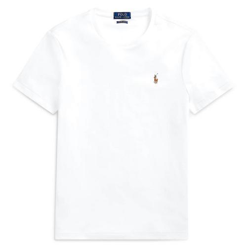 定制修身版型柔软棉质 T 恤
