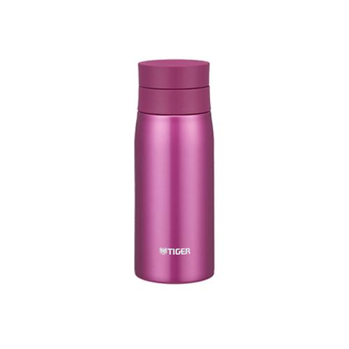 TIGER Stainless Steel Vacuum Bottle 350 ml. MCY - Pink