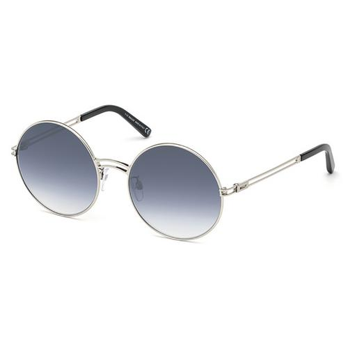 BALLY Blue Flash Silver Lens 56mm BY0001-D