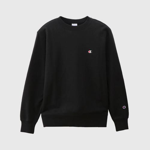 CHAMPION Men Basic T-Shirt  Black - size XS