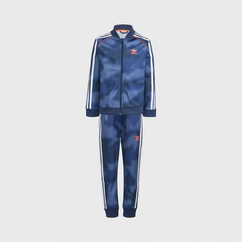 Adidas SST SET - CREW BLUE SIZE 104 CM UK
