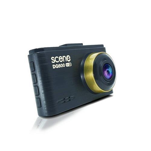 SCENE DG600 Car Camera WIFI 2K