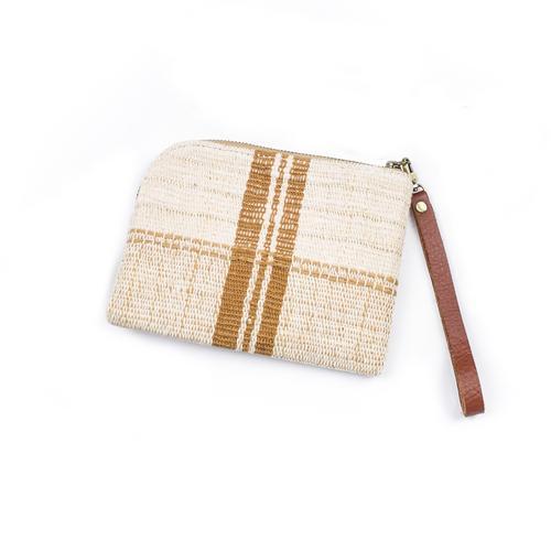 ETHNICA Clutch bag M - Brown