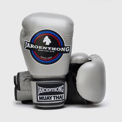 MUAY THAI STREET Boxing size 10 OZ. - Gray