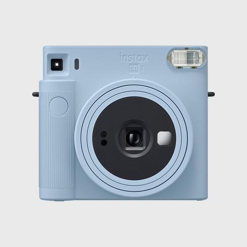 FUJIFILM Instax SQ1 Instant Camera - Glacier Blue