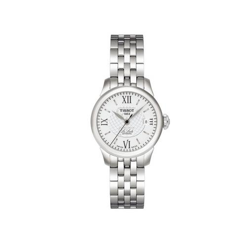 TISSOT Le Locle Lady Steel  25.3 MM (Silver Dial)
