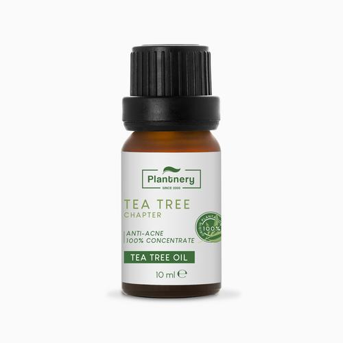 PLANTNERY™ TEA TREE OIL ACNE SPOT CONCENTRATE 10 ML.