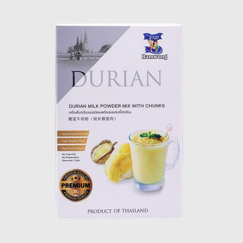 RAMWONG DURIAN MILK DRINK WITH CHUNKS
