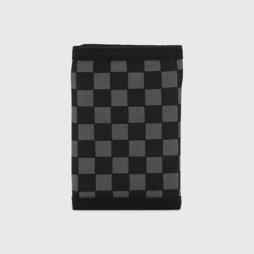VANS SLIPPED/OS TRI-FOLD WALLET - BLACK