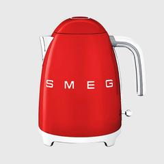 SMEG Kettle 50's Retro style Aesthetic KLF01RDEU - Red