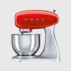 SMEG Stand mixer 50's Retro style Aesthetic SMF01RDEU - Red