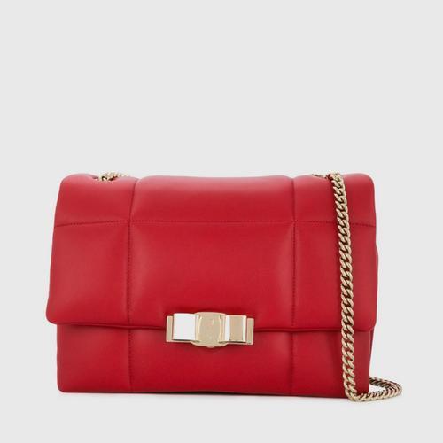 SALVATORE FERRAGAMO Quilted Shoulder Bag