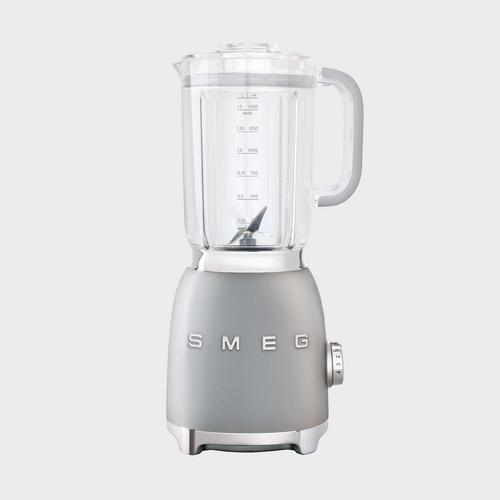 SMEG Blender 50's Retro style Aesthetic BLF01SVEU - Silver