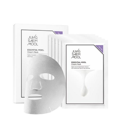 JSM Essential Mool Cream Mask (5 sheets) 28g*5 ea