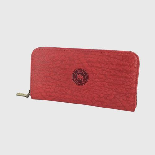 CONI COCCI LONG WALLET 1ZIP - RED