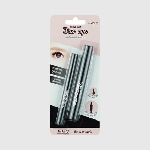 BEWILD Mini Me Duo Eye #01 Charcoal 20 G.