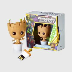 InfoThink Planted baby Groot USB Flash Drive 8GB