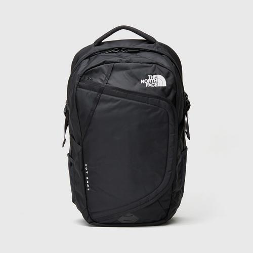 THE NORTH FACE BACKPACK HOT SHOT NF0A2RD6JK30OS - TNF BLACK