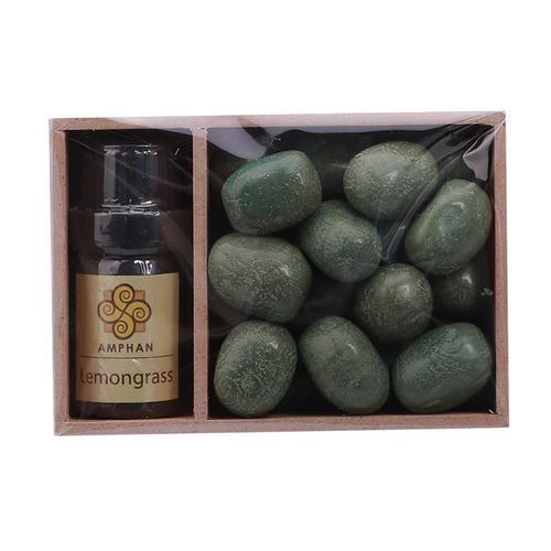 AMPHAN Lemongrass Aromatic Stone