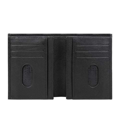 GIAN FERRENTE DEER WALLET - BLACK