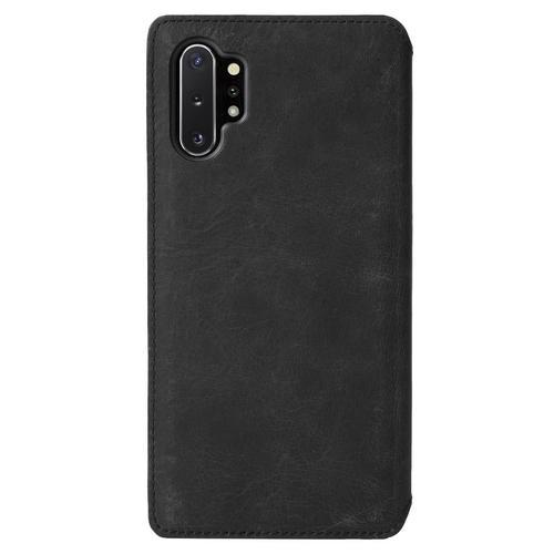 KRUSELL Sunne PhoneWallet Samsung Note 10 Plus Vintage Black