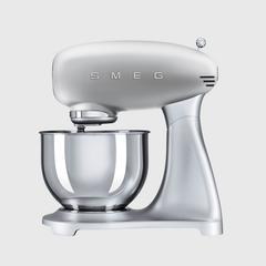 SMEG Stand mixer 50's Retro style Aesthetic SMF01SVEU - Silver
