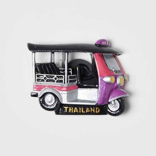 MAHANAKHON Tuk Tuk Magnet - Purple