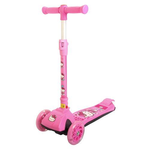 Mesuca Foldable twist scooter  - Hello Kitty