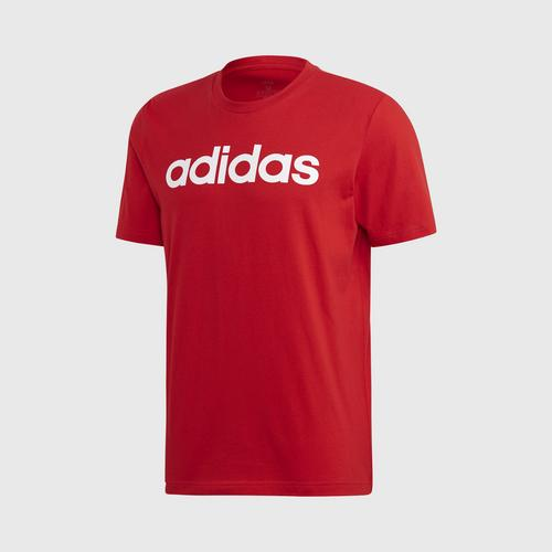 ADIDAS ESSENTIALS LINEAR LOGO TEE SIZE S