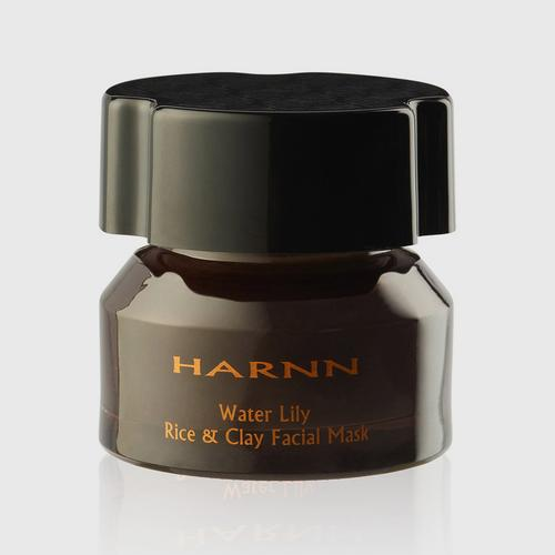 HARNN Water Lily Rice & Clay Facial Mask 50 G.