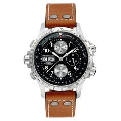 HAMILTON XL Khaki X-Wind Automatic, black